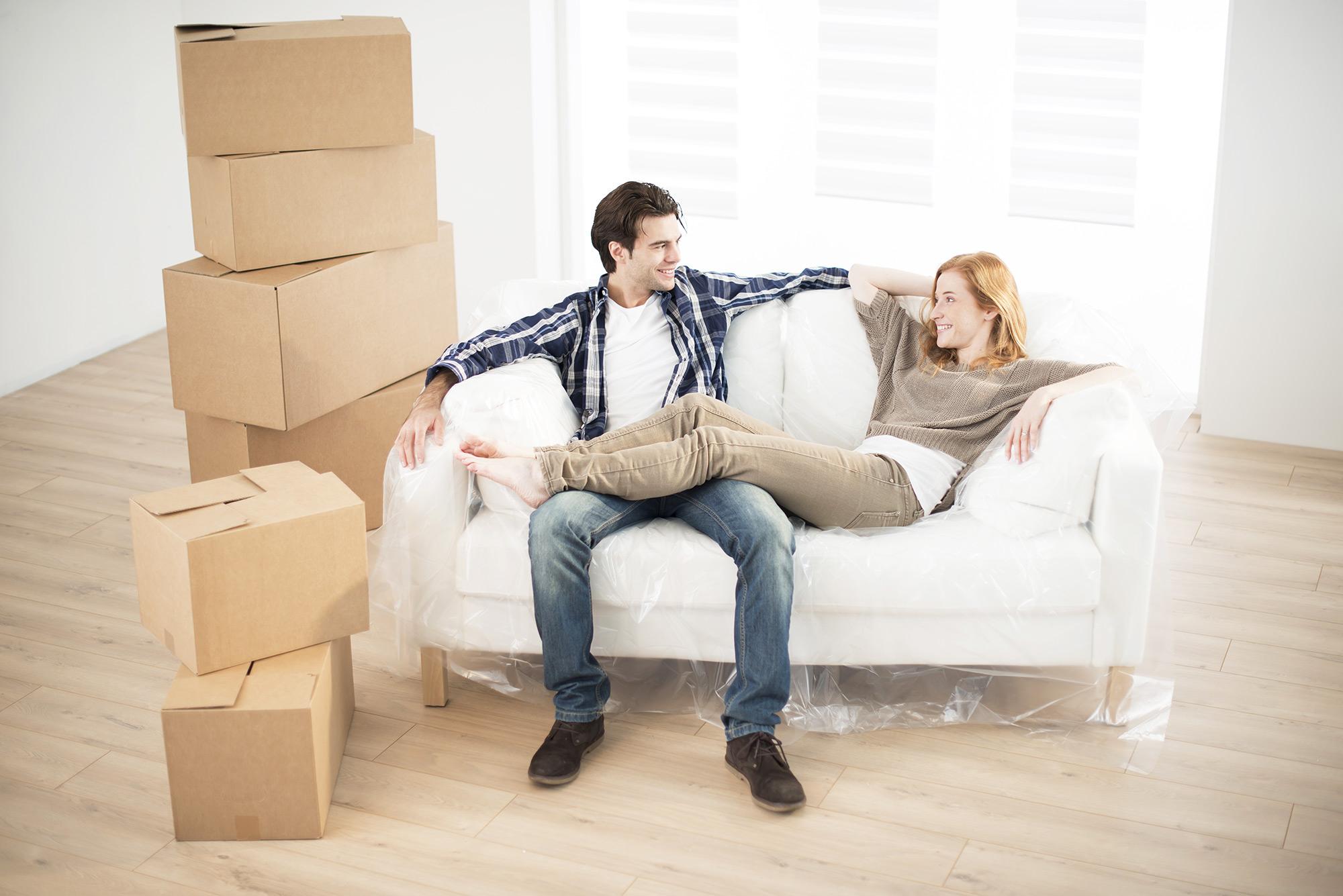 Mudanças baratas e armazenagem de móveis na Reboleira